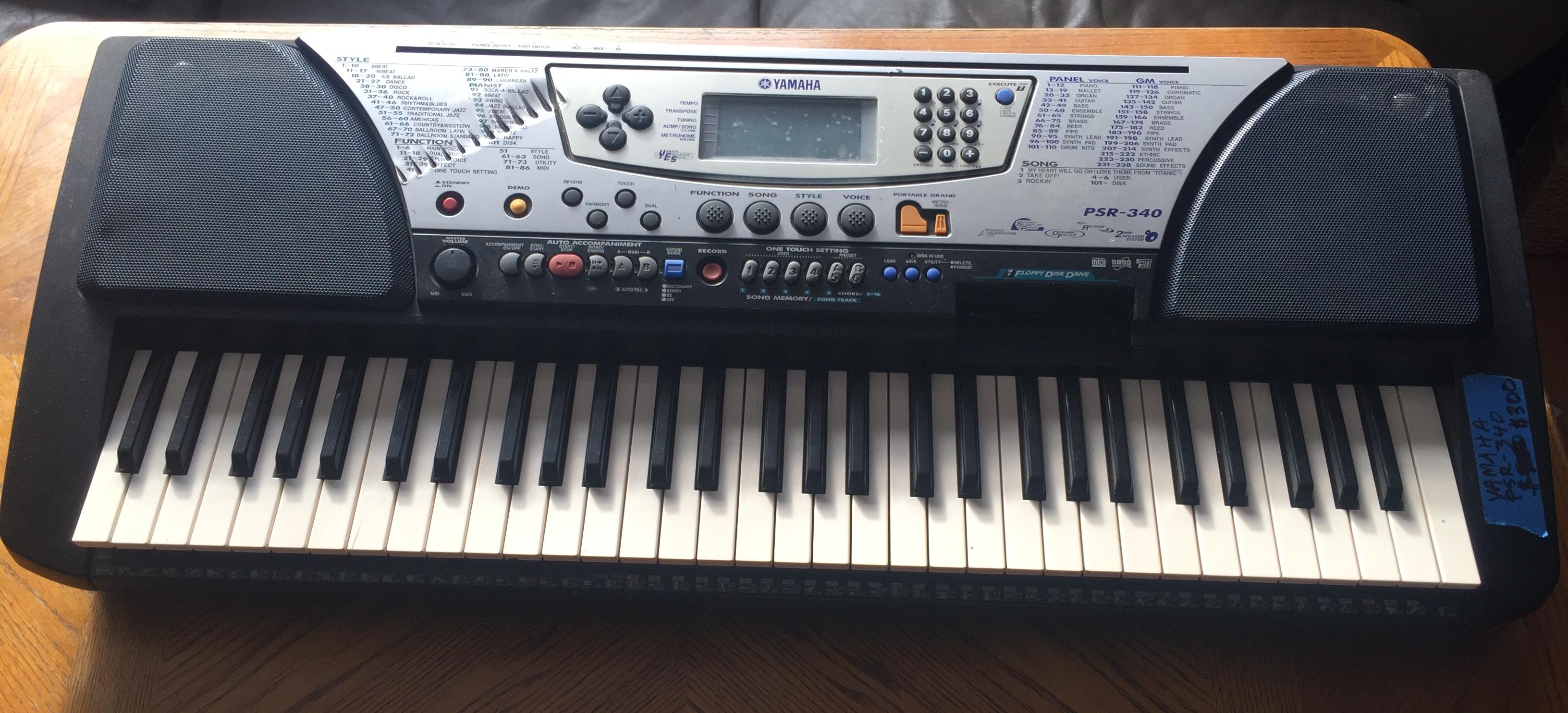 Как играть на синтезаторе Синтезатор самоучитель Уроки